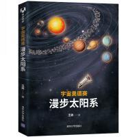 宇宙奥德赛 漫步太阳系 科普读物 天文航天 宇宙知识 一场始于地球 将环游整个宇宙的旅程图书籍 太阳系简史 天文学科普书