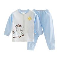婴儿衣服内衣春秋薄款保暖宝宝秋衣秋裤套装0-1岁2儿童3睡衣