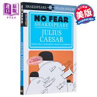 【中商海外直订】Julius Caesar (No Fear Shakespeare)