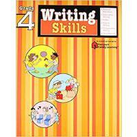 【现货】英文原版 写作技能:4年级 Writing Skills: Grade 4 (Flash Kids) 家庭学习