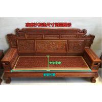 夏季凉席沙发垫红木沙发坐垫中式实木家具坐垫套四季通用防滑夏天