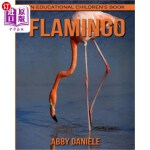 【中商海外直订】Flamingo! An Educational Children's Book about Flam