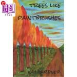 【中商海外直订】Trees Like Paintbrushes