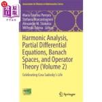 【中商海外直订】Harmonic Analysis, Partial Differential Equations,