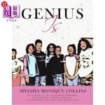 【中商海外直订】Genius Is: Genius Is You