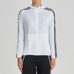 adidas阿迪达斯女子外套夹克连帽休闲运动服DW4239