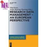 【中商海外直订】Research Data Management - A European Perspective