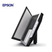 爱普生(EPSON)V19 超值型 照片与文档扫描仪 可拆卸盖板 自带支架 节省空间