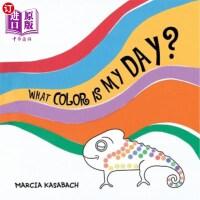 【中商海外直订】What Color Is My Day?
