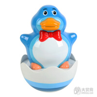贝乐康儿童早教玩具 益智音乐不倒翁 小鸡水陆两用 PF00417