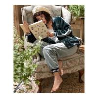 睡衣情侣冬季加厚加绒 情侣珊瑚绒男女保暖法兰绒套装休闲宽松