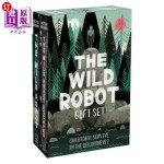 【中商海外直订】The Wild Robot Hardcover Gift Set
