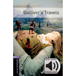 Oxford Bookworms Library: Level 4: Gulliver 's Travels MP3