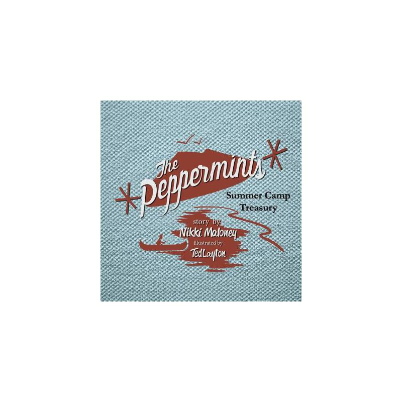 【预订】The Peppermints: Summer Camp Treasury 预订商品,需要1-3个月发货,非质量问题不接受退换货。