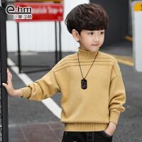 童装男童高领毛衣儿童冬装打底衫针织衫2018冬季新品韩版