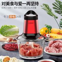 利仁(Liven)JRJ-GW300绞肉机家用电动多功能料理机绞馅机碎肉打肉机切菜搅拌机