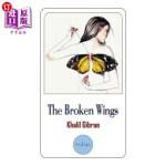 【中商海外直订】The Broken Wings (English and Arabic Edition): A Po