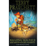 Amazing Maurice And His Educated Rodents (A YA Discworld book; winner of the 2001 Carnegie Medal) 碟形世界:猫和少年魔笛手 ISBN 9780552562928