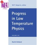 【中商海外直订】Progress in Low Temperature Physics