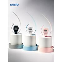 casio旗舰店BGD-560防水电子小方块女士手表卡西欧官网官方BABY-G