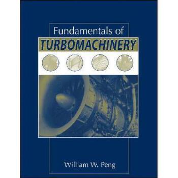 【预订】Fundamentals of Turbomachinery 美国库房发货,通常付款后3-5周到货!
