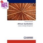 【中商海外直订】African Symbolism