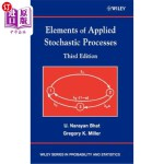 【中商海外直订】Elements of Applied Stochastic Processes