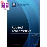 【中商海外直订】Applied Econometrics