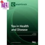 【中商海外直订】Tea in Health and Disease