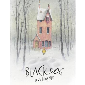 Black Dog (Paperback)大黑狗ISBN9781848777484 荣获凯特格林纳威大奖,平装,少儿英语绘本、英文绘本,适合7-10岁儿童