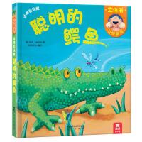 动物捉迷藏系列-聪明的鳄鱼