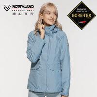【过年不打烊】诺诗兰户新款女士潮牌GORE-TEX防风防水冲锋衣GS072624