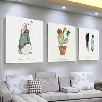 客厅装饰画沙发背景墙画现代简约 北欧简约风格沙发背景墙画餐厅挂画现代卧室画玄关壁画
