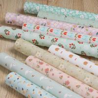 十张装包装纸碎花背景纸 礼物包装纸墙纸包书纸书皮纸礼品包装纸手工纸大号10张价格