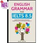 【中商海外直订】English Grammar for Ielts 8.5: English Phrasal Verb
