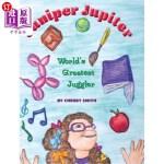 【中商海外直订】Juniper Jupiter: World's Greatest Juggler
