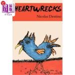 【中商海外直订】Heartwrecks