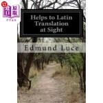 【中商海外直订】Helps to Latin Translation at Sight