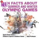 【中商海外直订】Fun Facts about the Summer and Winter Olympic Games