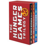 Hunger Games Trilogy Boxset 饥饿的游戏套装经典款(平装,美国版) ISBN97805456