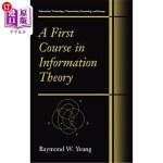 【中商海外直订】A First Course in Information Theory