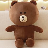 新款熊公仔兔娃娃抱抱熊大号毛绒玩具1.6米睡觉抱枕生日女生