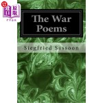 【中商海外直订】The War Poems