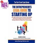 【中商海外直订】The Entrepreneur's Legal Guide to Starting Up