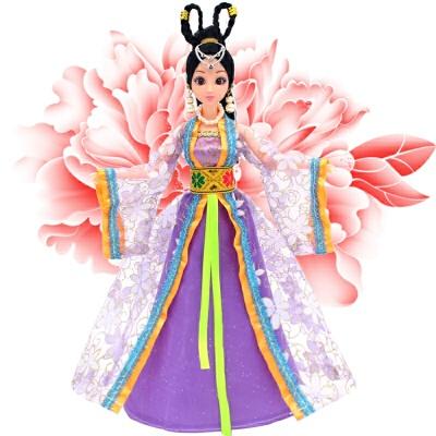 古代芭比娃娃的衣服 古装古代衣服大礼盒套装公主换装洋娃娃仙子女孩