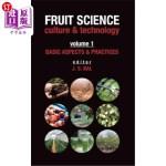 【中商海外直订】Fruit Science: Culture and Technology