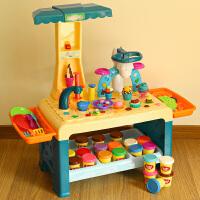 儿童面条机玩具橡皮泥彩泥套装模具工具