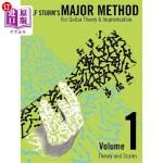 【中商海外直订】Rolf Sturm's Major Method Volume 1