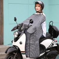 电动自行车防风罩电动摩托车挡风被夏季防晒遮阳罩小电瓶自行电车夏天薄款防水防风p
