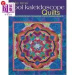 【中商海外直订】Ricky Tims' Kool Kaleidoscope Quilts-Print-On-Deman